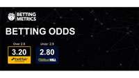 Best offer for Betting Odds 5
